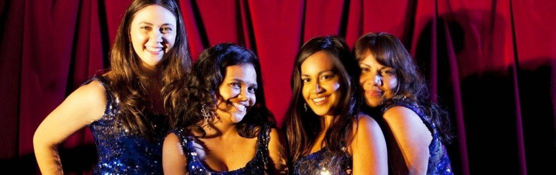 Jessica Mauboy & Miranda Tapsell – The Sapphires