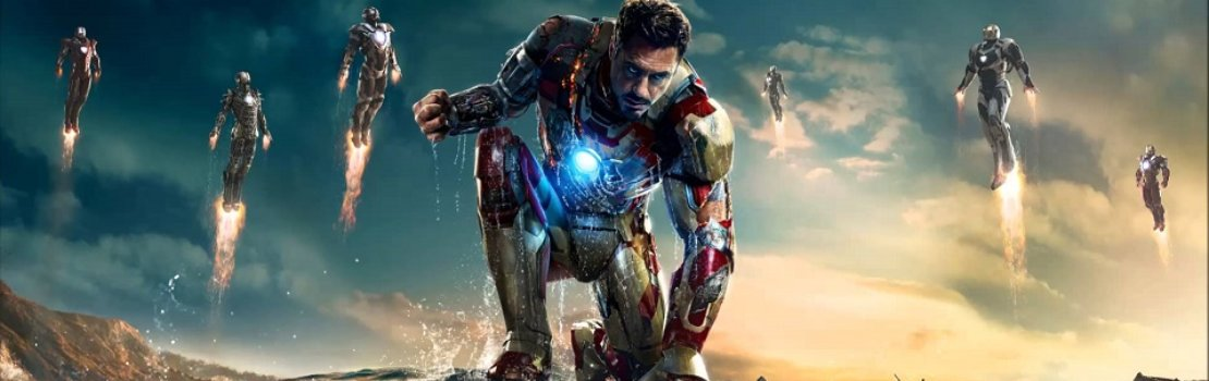 Marvel's Iron Man 3 Trailer Debuts