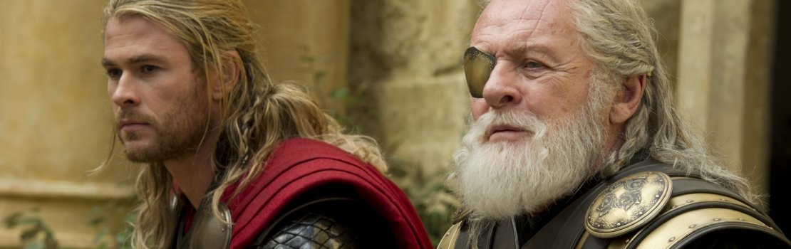 Anthony Hopkins – Thor: The Dark World