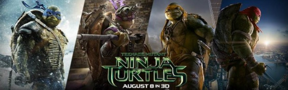 Teenage Mutant Ninja Turtles gets a Sequel