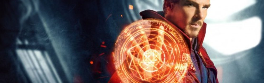 Trailer Debut – Marvel's Doctor Strange