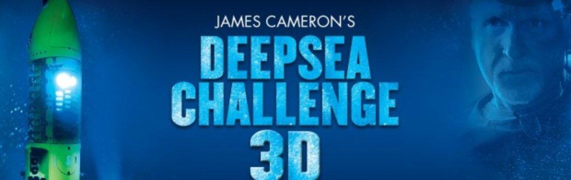 James Cameron's DEEPSEA CHALLENGE 3D Coming to Cinemas