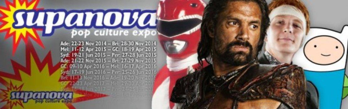 Impressive Guest List for Supanova November Tour