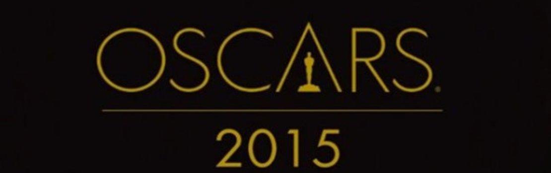 2015 Oscar Award Winners