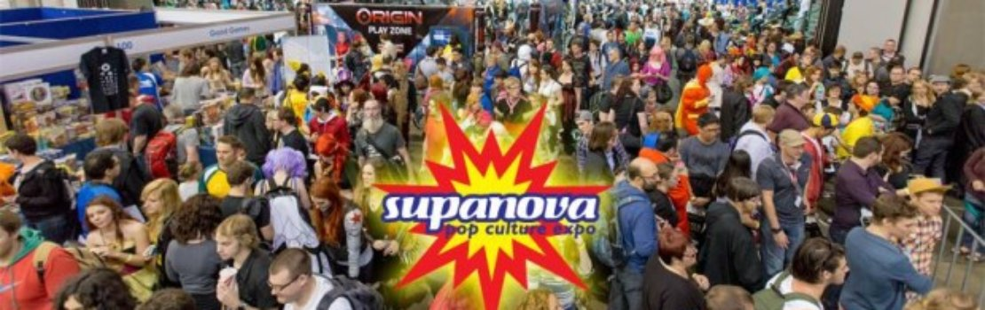 Vikings, Vampires & Werewolves to Sydney & Perth in June for Supanova!