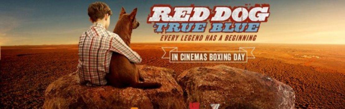 Trailer Debut – Red Dog: True Blue