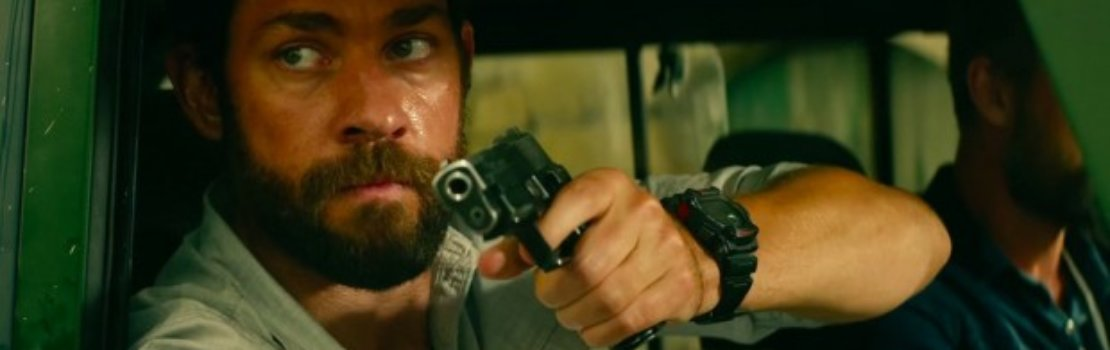 Michael Bay's – 13 Hours: The Secret Soldiers of Benghazi