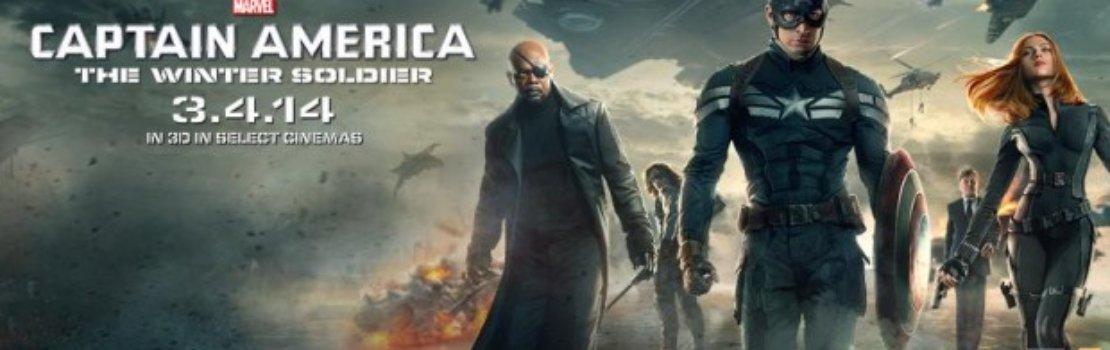 Captain America: The Winter Soldier World Premiere!