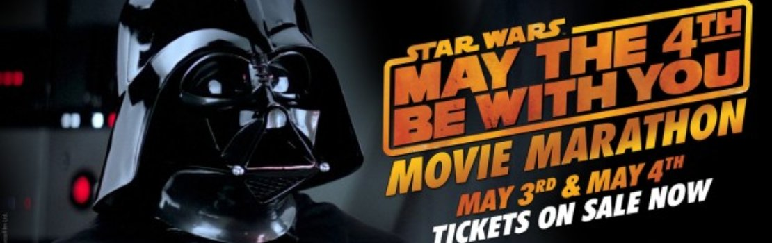 Cinema Locations – Star Wars Marathons