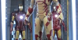 Comic Con 2012 – Iron Man 3