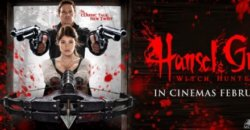 Hansel & Gretel Witch Hunter – Motion Poster