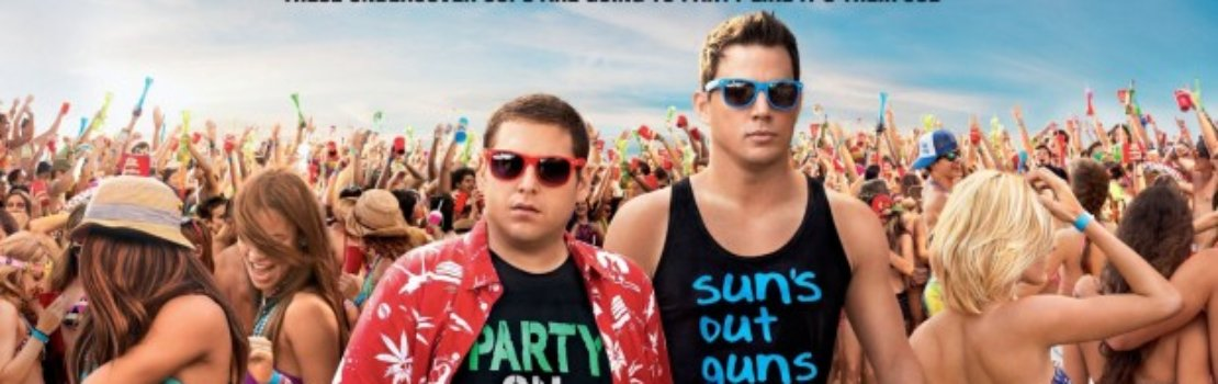 22 Jump Street Breaks Records