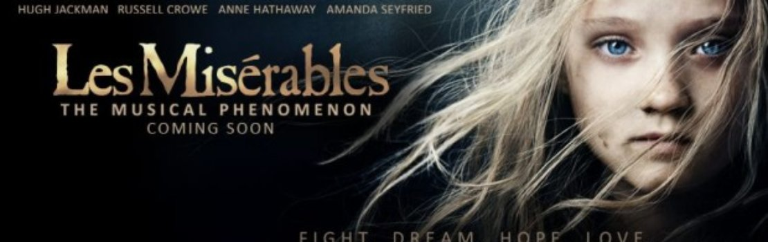 New Trailer for Les Miserables