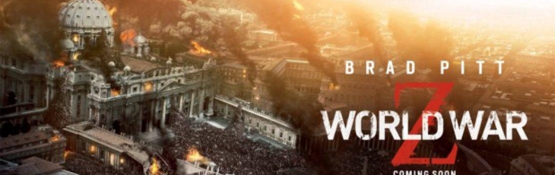 Brad Pitt Talks World War Z Sequel.