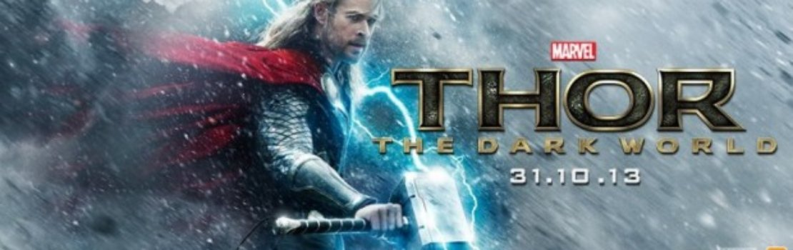 Trailer Debut – Thor: The Dark World