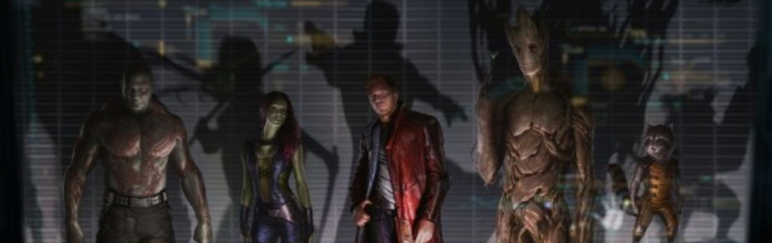 Trailer Debut – Guardians of the Galaxy