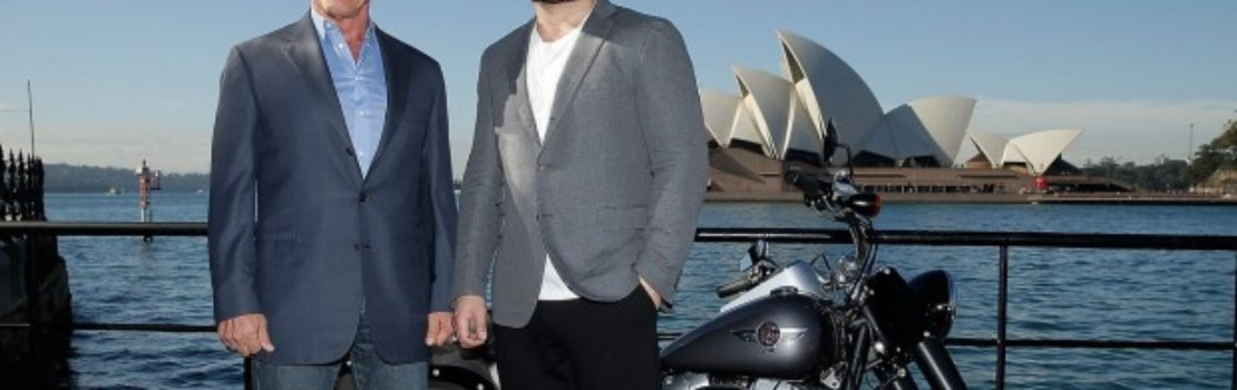Video – Terminator Genisys Australian Premiere