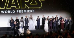 Video – Star Wars: The Force Awakens Global Premiere