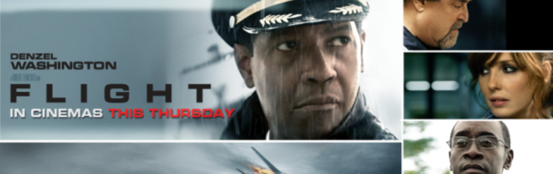 Denzel's FLIGHT Video Megapost