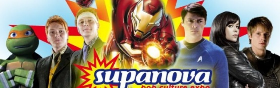 Sydney and Perth Supanova More Guests Announced