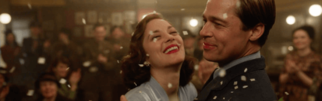 Trailer Debut – Allied