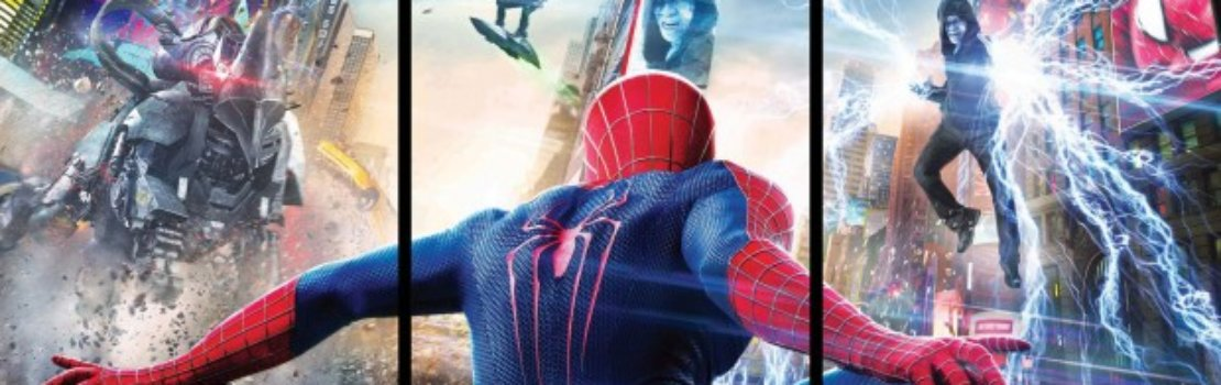 Superbowl Trailers – The Amazing Spider-Man 2