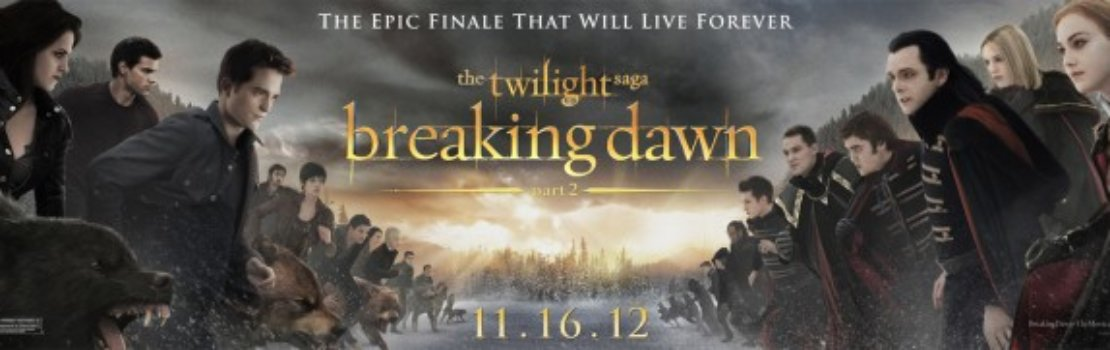 Breaking Dawn Part 2 – How Long to Reach $100 million?