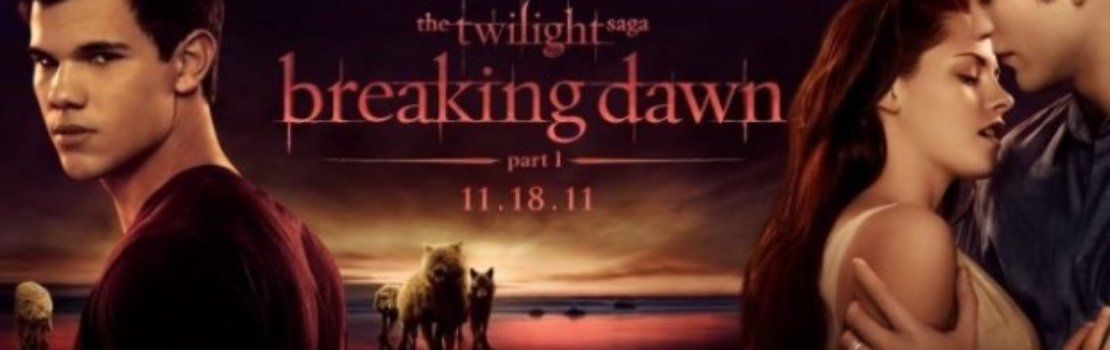 AccessReel Reviews – The Twilight Saga: Breaking Dawn Part 1