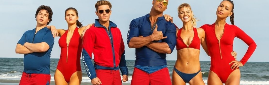 Trailer Debut – Baywatch