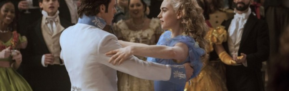 Trailer Debut – Disney's CINDERELLA