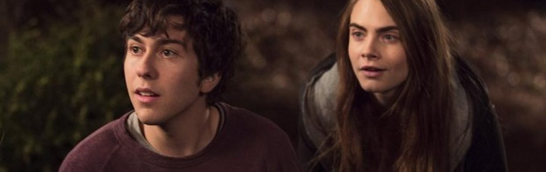 Trailer Debut – Paper Towns