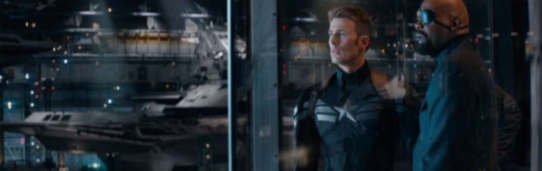 Trailer Debut – Captain America: The Winter Soldier
