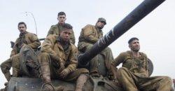Trailer Debut – Brad Pitt's FURY
