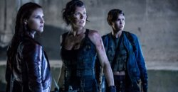 Trailer Debut – Resident Evil: The Final Chapter