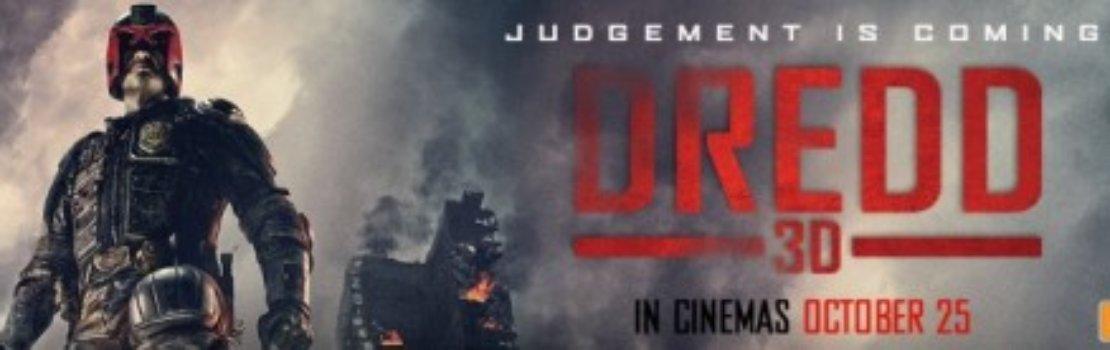 New Dredd Poster