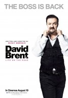 David Brent: Life on the Road Trailer