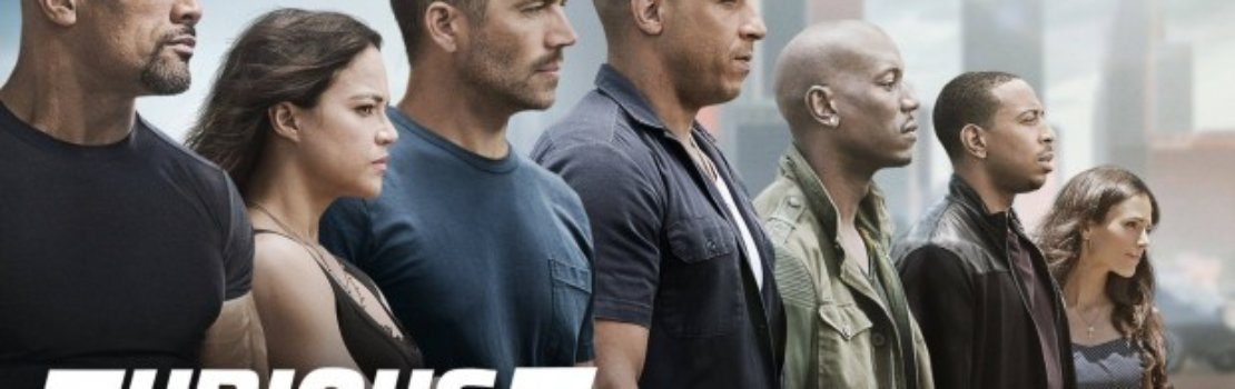 Furious 7 Universal's First $1 Billion Movie?