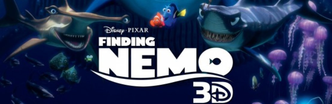 Finding Nemo 3D joins AQWA