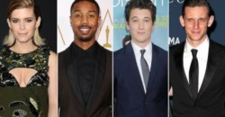 Fantastic Four Reboot Cast!