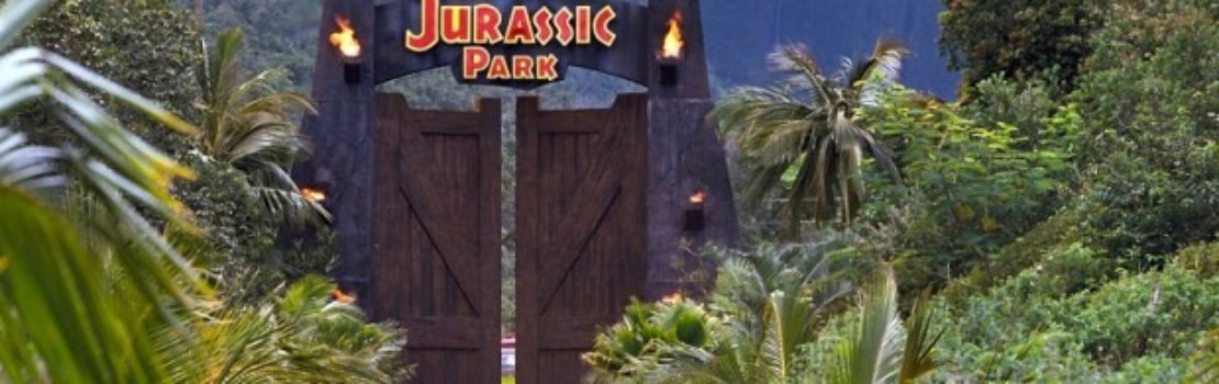 Jurassic Park's New Robot is Almost Here