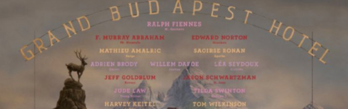 Trailer Debut – Wes Anderson's The Grand Budapest Hotel