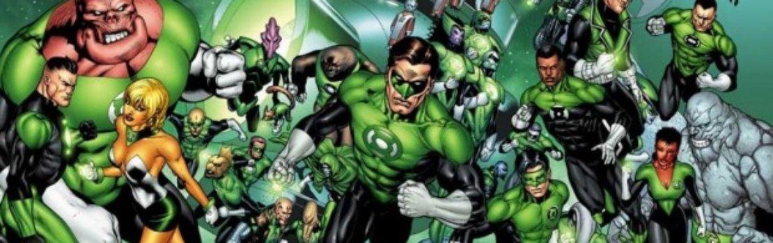 Green Lantern Corps Film News