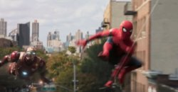 Yes! it's the Spider-Man Homecoming Trailer.