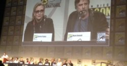 Star Wars: The Force Awakens Comic Con 2015