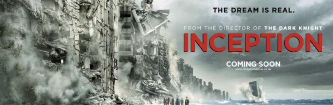 Offical Plot Synopsis and New Trailer for Christopher Nolan's Inception