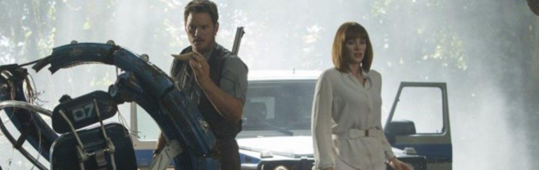 Trailer Debut – Jurassic World #2