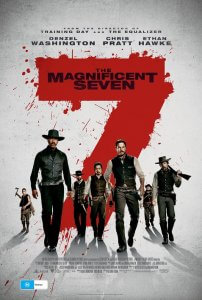 The Magnificent Seven Poster