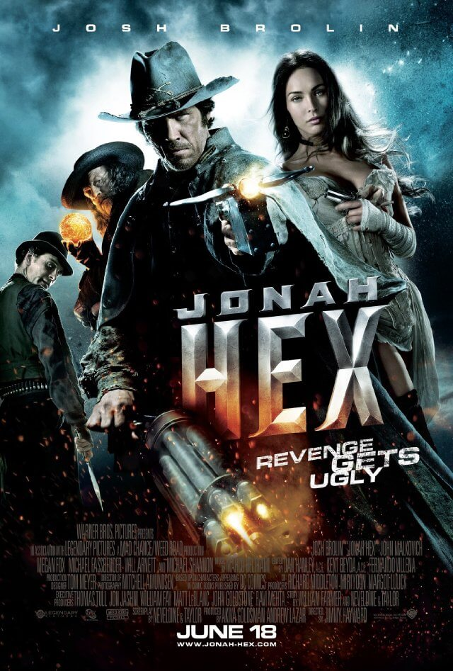 Jonah Hex One Sheet