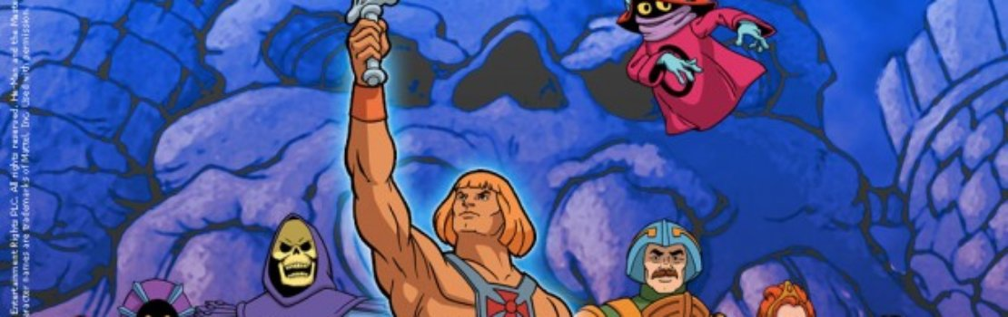 First Conan and now He-Man gets a writer!