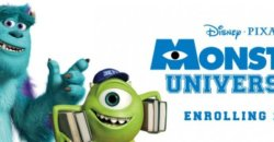 Monsters University Teaser Posters